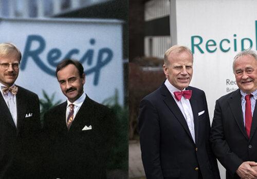 Thomas Eldered and Lars Backsell