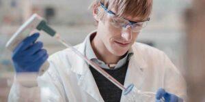 AstraZeneca scientist