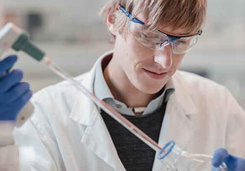 AstraZeneca scientist