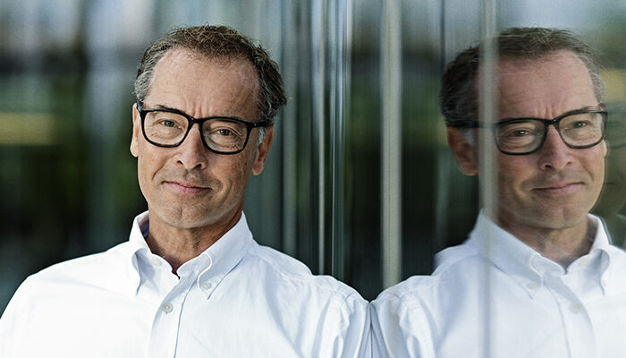 He is the new CEO of the Novo Nordisk Foundation