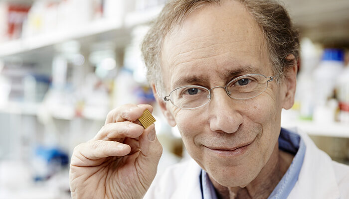 Robert Langer – Making a difference in medicine