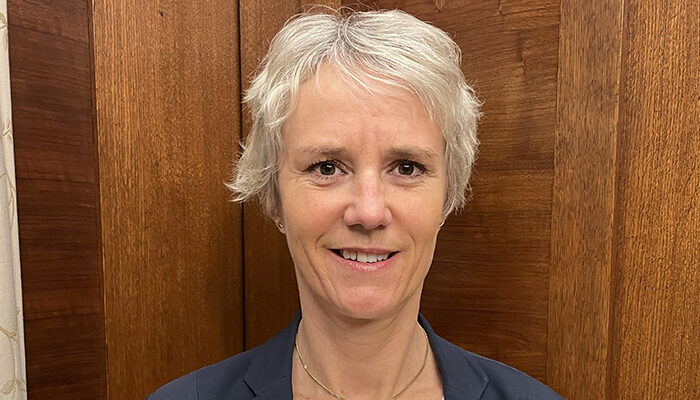 She is the new CEO of the Center for Translational Research Sweden