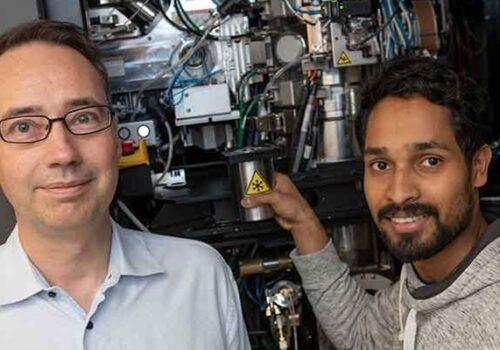 Martin Hällberg and Hrishikesh Das