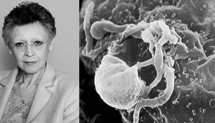#TBT: The Nobel Prize 2008: The discovery of a deadly new virus