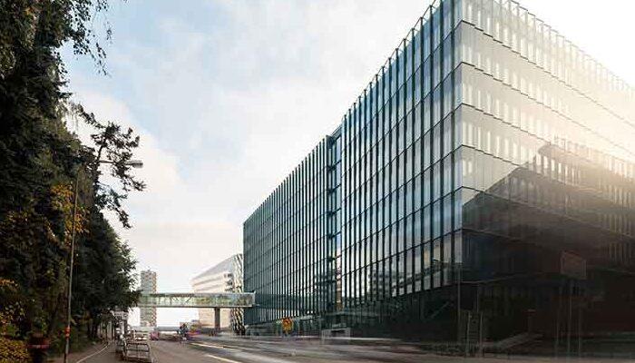 Biomedicum nominated for an EU mies award 2022