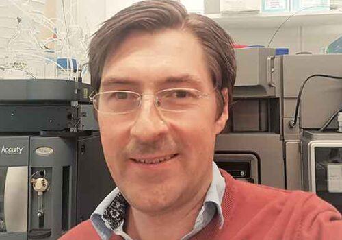 Johan Kolmert