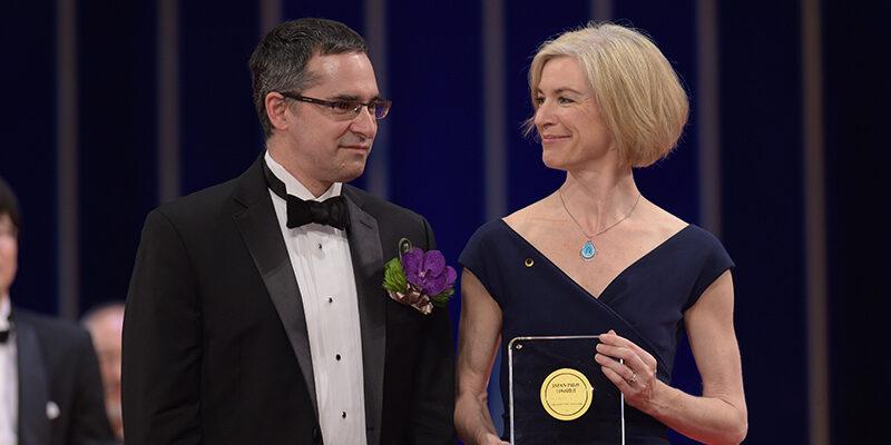 Jennifer Doudna Japan Prize