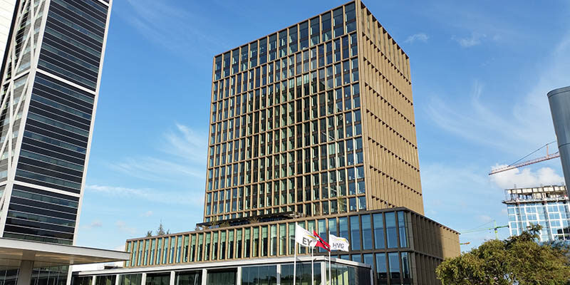 EMA headquarter Amsterdam