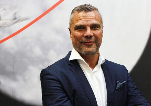 Petteri Viljanen CEO of BCB Medical