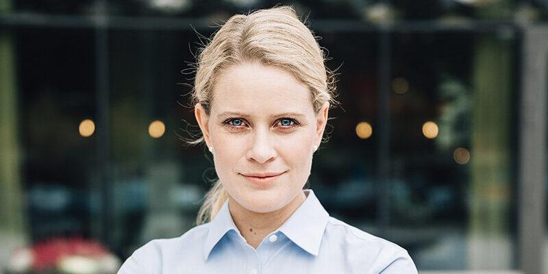 Evelina Vågesjö Photo Jenny Öhman Nordic Life Science