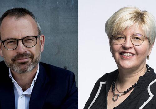 Søren Bregenholt and Outi Vaarala