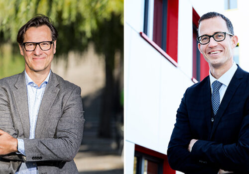 Anders Blanck and Ketil Widerberg