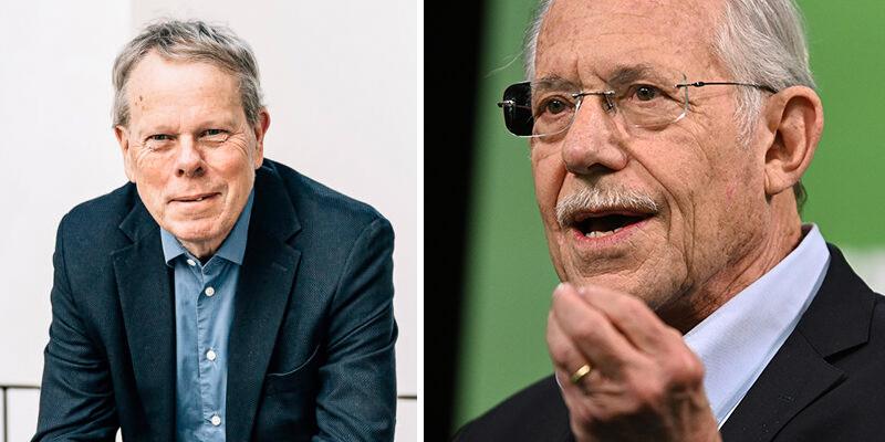 Mathias Uhlén and William Haseltine