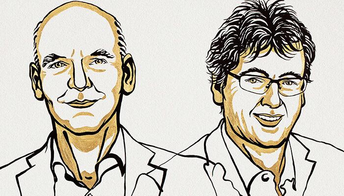 The Nobel Prize in Chemistry awards the development of organocatalysis